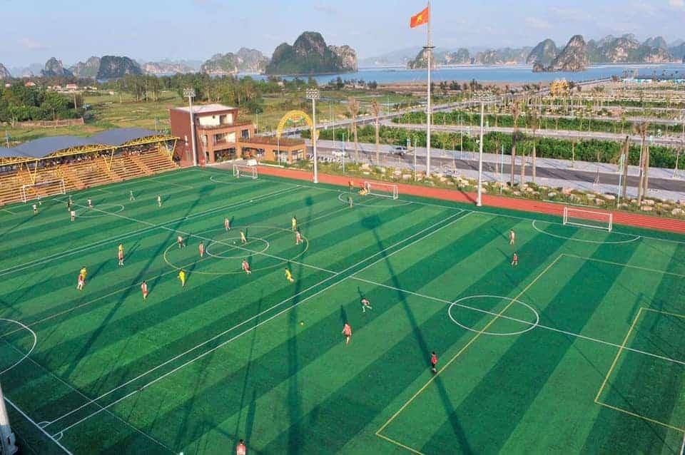 Sân vận động Trung tâm Dự án Phương Đông Trần Thủ Độ